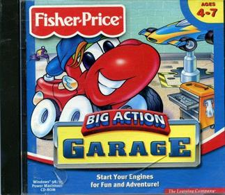 Fisher-Price Big Action Garage