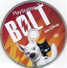 Bolt - Fanart - Disc