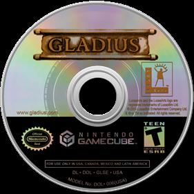 Gladius - Disc