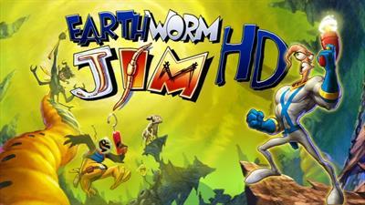 Earthworm Jim HD - Fanart - Background
