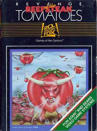 Revenge of the Beefsteak Tomatoes - Box - Front