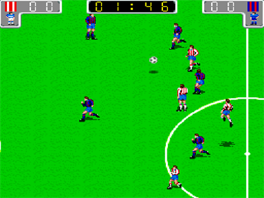 Euro League - Screenshot - Gameplay