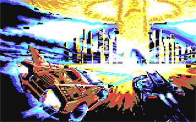 Fire & Forget II - Screenshot - Game Title