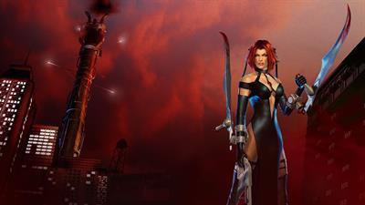 BloodRayne 2 - Fanart - Background
