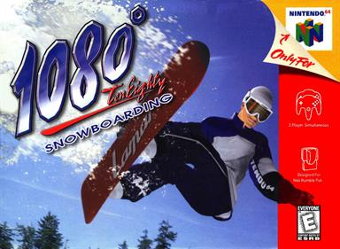 1080º TenEighty Snowboarding