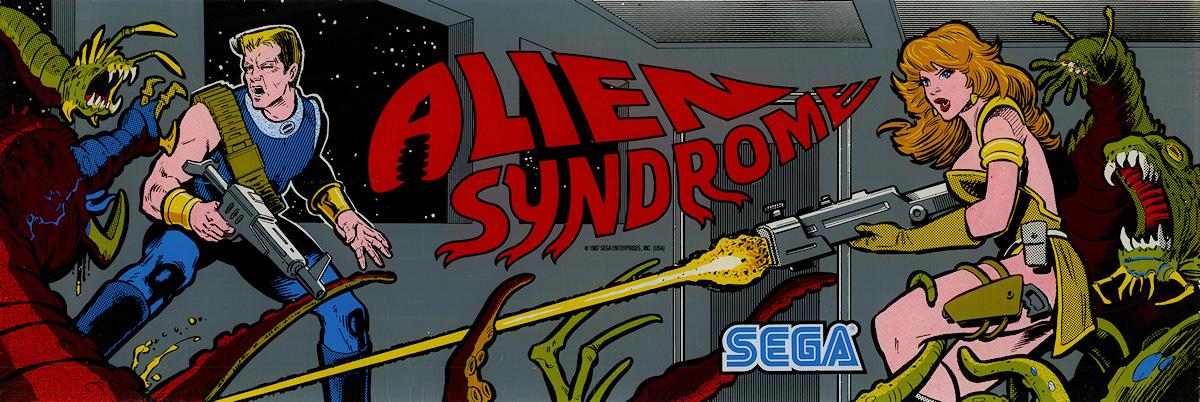 Alien Syndrome Details Launchbox Games Database