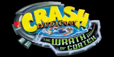 Crash Bandicoot: The Wrath of Cortex - Clear Logo