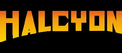 Halcyon - Clear Logo