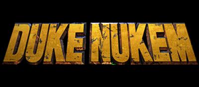 Duke Nukem - Clear Logo