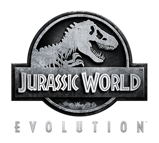 Jurassic World Evolution - Clear Logo