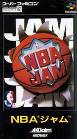 NBA Jam - Box - Front