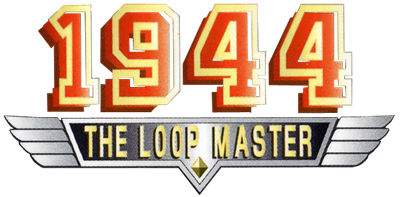 1944: The Loop Master - Clear Logo