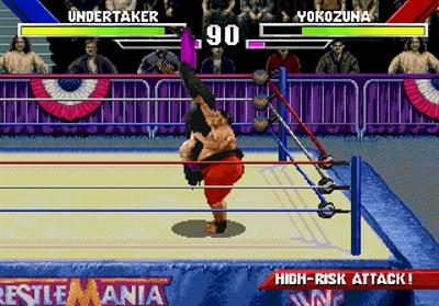 WWF WrestleMania: The Arcade Game - Screenshot - Gameplay