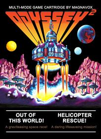 Out of this World / Helicopter Rescue