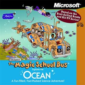 Scholastic's The Magic School Bus Explores the Ocean