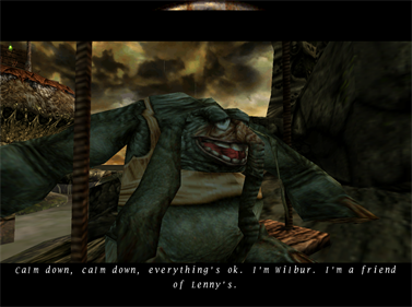 Evil Twin: Cyprien's Chronicles - Screenshot - Gameplay