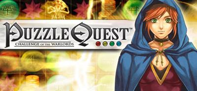 Puzzle Quest: Challenge of the Warlords - Banner