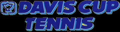 Davis Cup Tennis - Clear Logo