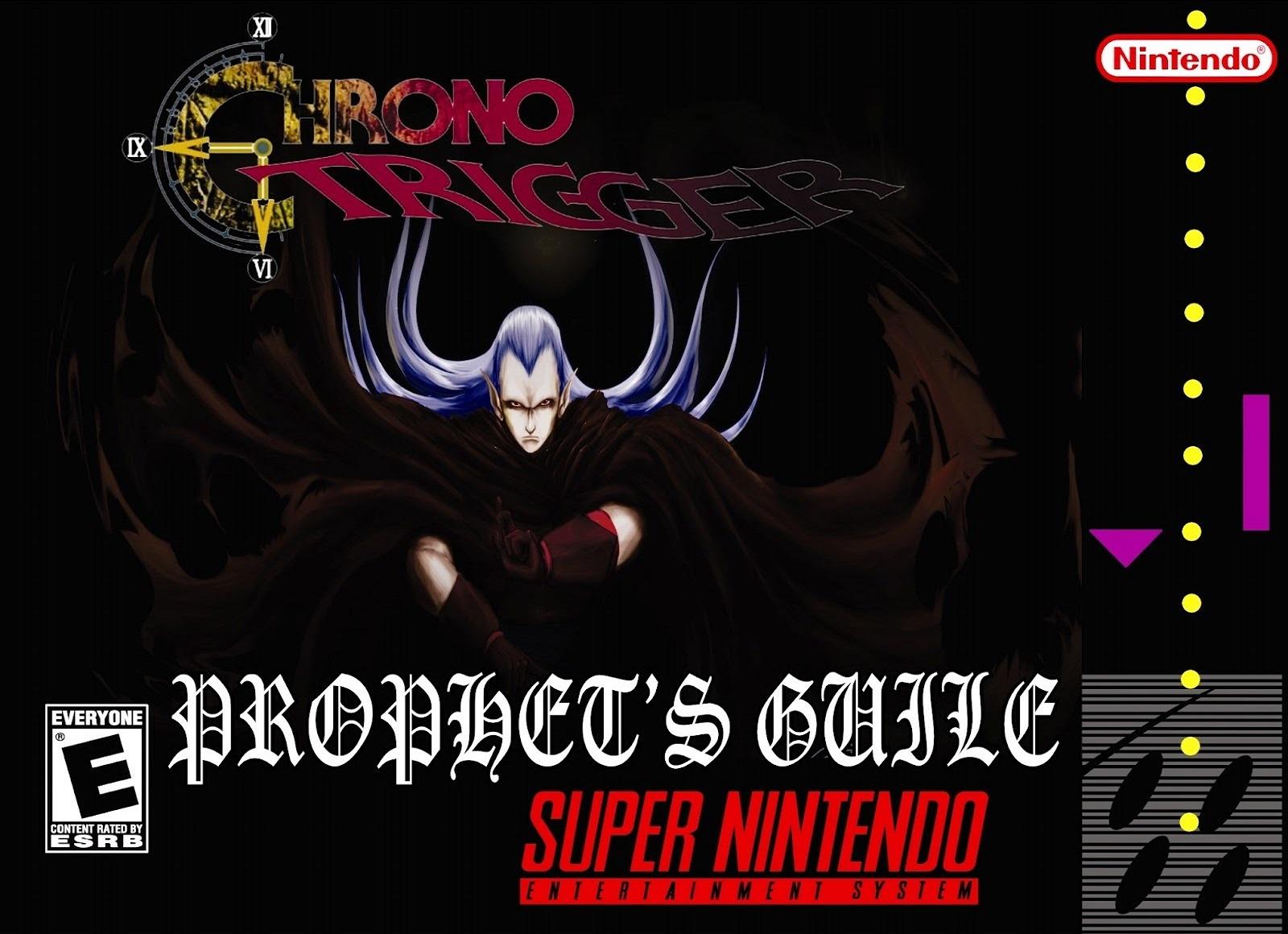 Chrono Trigger: Prophet's Guile Details - LaunchBox Games