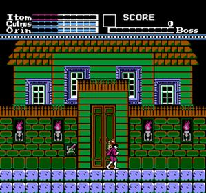 8 Eyes - Screenshot - Gameplay
