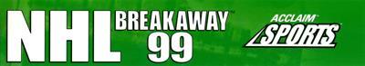 NHL Breakaway 99 - Banner