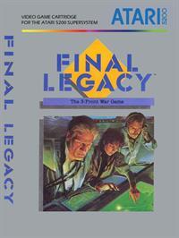 Final Legacy - Box - Front