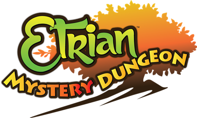 Etrian Mystery Dungeon - Clear Logo
