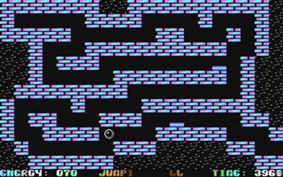 Wobbling Ball - Screenshot - Gameplay
