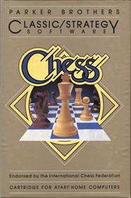 Chess (Parker Brothers)