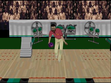 Brunswick Circuit Pro Bowling - Screenshot - Gameplay