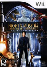 Night at the Museum: Battle of the Smithsonian: The Video Game