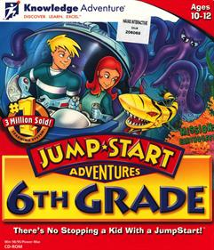 JumpStart Adventures 6th Grade: Mission: Earthquest