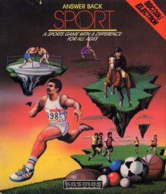 Answer Back: Sport