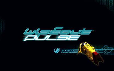 Wipeout Pulse - Fanart - Background