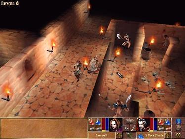 Darkstone - Screenshot - Gameplay