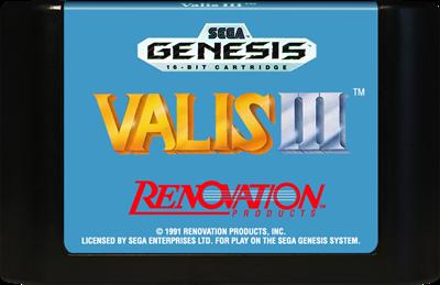 Valis III - Cart - Front
