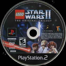 LEGO Star Wars II: The Original Trilogy - Disc