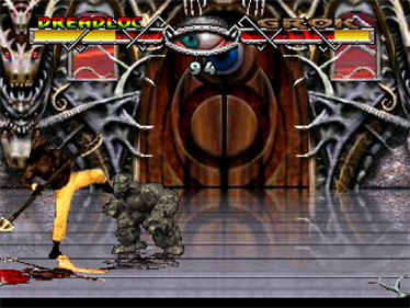Ultra Vortek - Screenshot - Gameplay