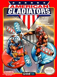 American Gladiators - Box - Front