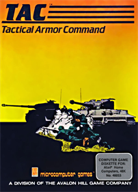 TAC: Tactical Armor Command