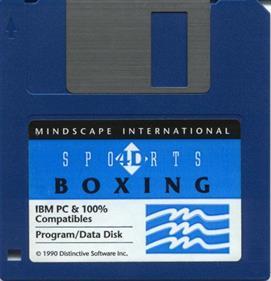 4-D Boxing - Disc