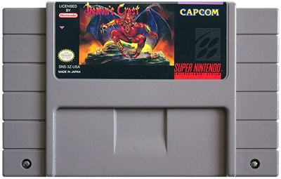 Demon's Crest - Cart - Front