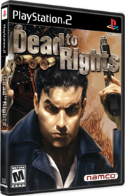 Dead to Rights - Box - 3D