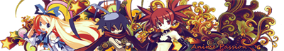 Disgaea: Hour of Darkness - Banner