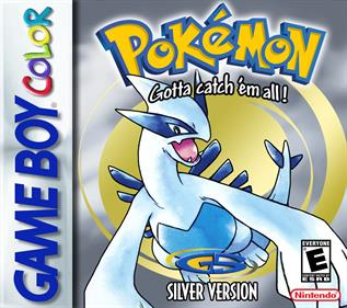 Pokémon Silver Version - Box - Front - Reconstructed