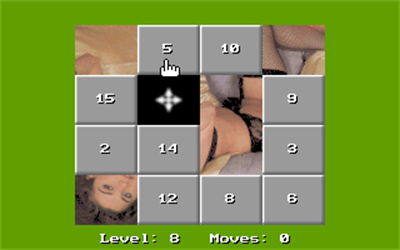 15 Move Hole Puzzle - Screenshot - Gameplay