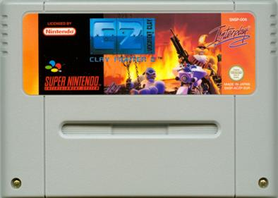 Clay Fighter 2: Judgment Clay - Cart - Front
