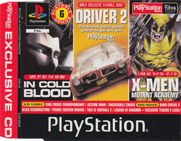 Official UK PlayStation Magazine: Demo Disc 64