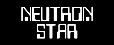 Neutron Star - Clear Logo