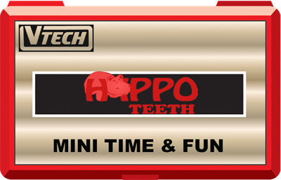 Hippo Teeth (VTech, Sporty Time & Fun) - Clear Logo